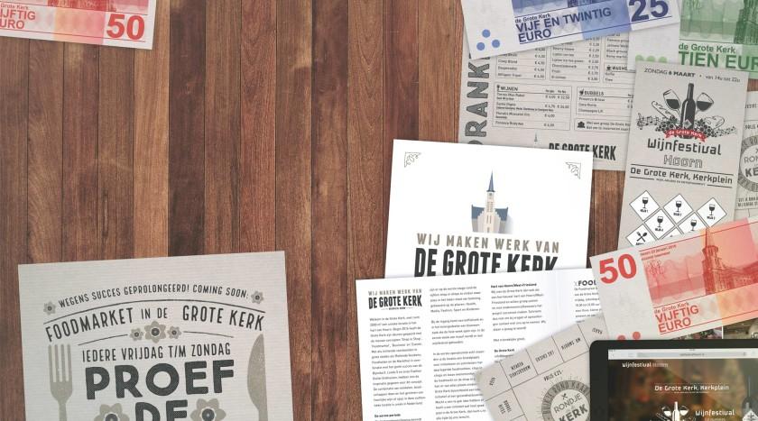 Website De Grote Kerk Hoorn online