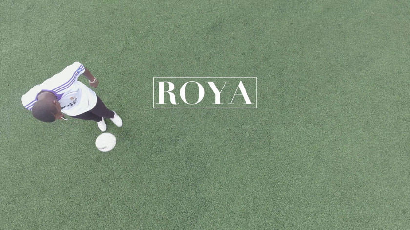 Web serie Royston Drenthe
